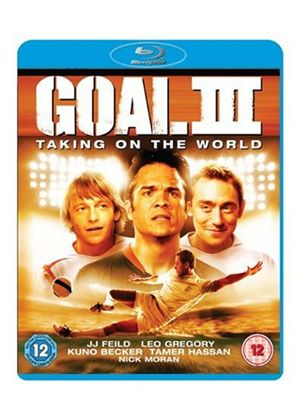 Goal 3 - Taking On The World (Blu-Ray)