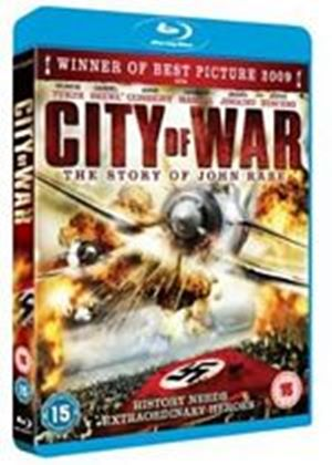 City Of War: The Story Of John Rabe (Blu-Ray)