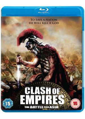 Clash of Empires: Battle for Asia (Blu-ray)