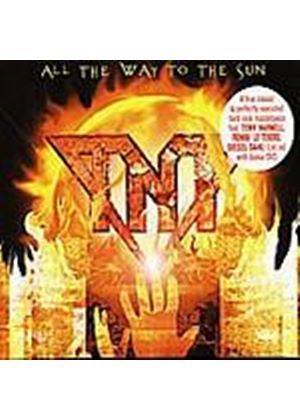TNT - All The Way To The Sun [Limited Edition With Bonus DVD] (Music CD)