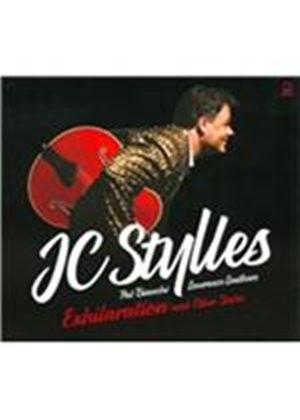 JC Stylles - Exhilaration & Other States (Music CD)