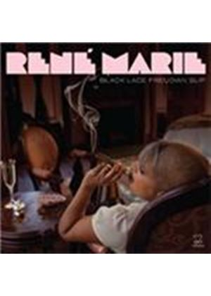 René Marie - Black Lace Freudian Slip (Music CD)