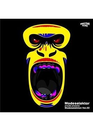 Modeselektor - Modeselektor Proudly Presents Modeselektion, Vol. 2 (Music CD)