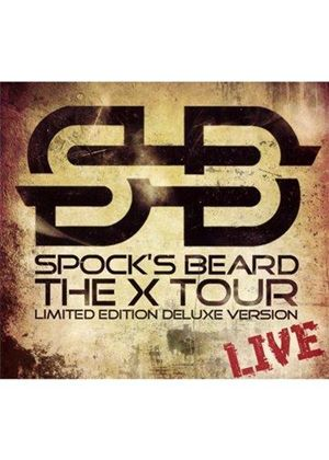 Spock's Beard - X Tour Live (Limited Edition/Live Recording/+DVD)