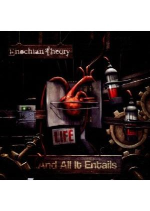 Enochian Theory - Life... and All It Entails (Music CD)
