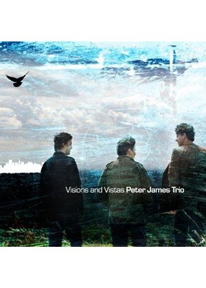 Peter James Trio - Visions and Vistas (Music CD)
