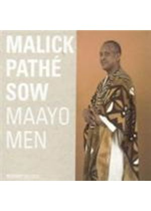 Malick Pathe Sow - Maayo Men (Music CD)
