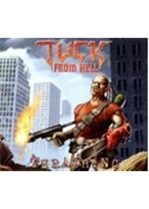 Tick From Hell - Trashing (Music CD)