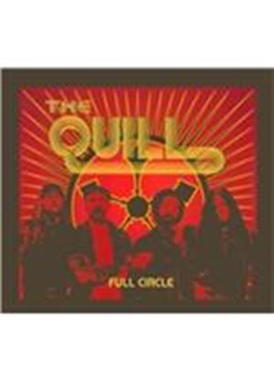 Quill (The) - Full Circle (Music CD)
