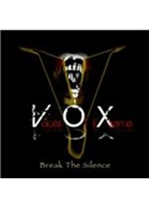 Voices of Extreme - Break the Silence (Music CD)