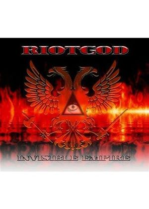 Riotgod - Invisible Empire (Music CD)