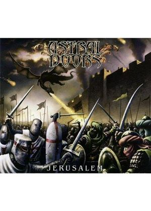 Astral Doors - Jerusalem (Music CD)