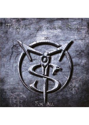Temple of Your Soul - For All (Music CD)