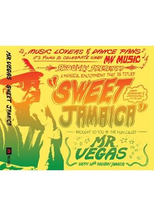 Mr. Vegas - Sweet Jamaica (Music CD)