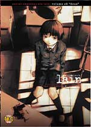 Serial Experiments Lain - Vol. 3 (Animated) (Subtitled And Dubbed)