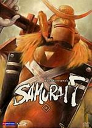 Samurai 7 - Vol. 3 (Animated) (Subtitled And Dubbed)