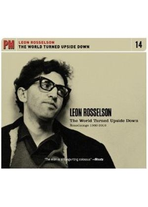 Leon Rosselson - The World Turned Upside Down (Music CD)