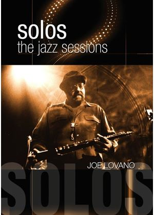 Solos: The Jazz Sessions - Joe Lovano