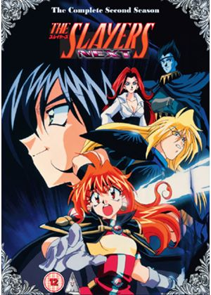 Slayers Next Collection