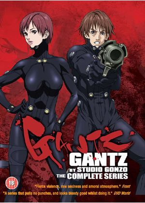 Gantz - The Complete Series