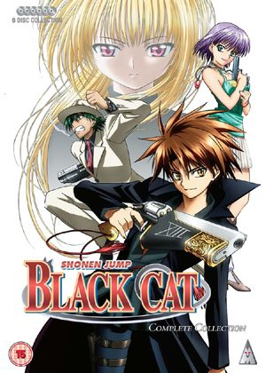 Black Cat - The Complete Collection