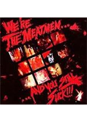Meatmen (The) - Pope On A Rope (Music CD)