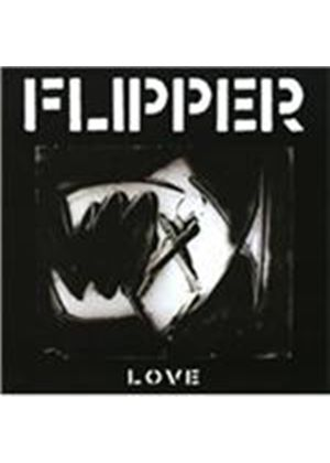 Flipper - Love (Music CD)