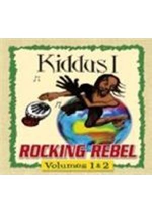 Kiddus I - Rocking Rebel (Music CD)