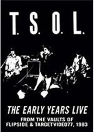 Tsol - Early Years Live