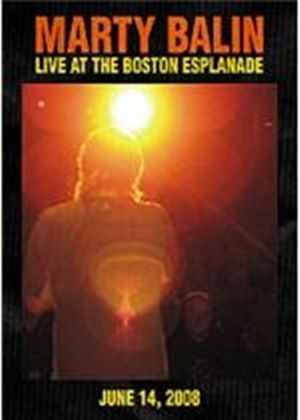 Marty Balin - Live At The Boston Esplanade