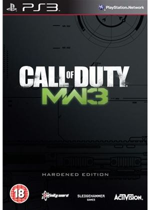 Call Of Duty: Modern Warfare 3 - Hardened Edition (PS3)