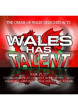 Various Artists - Wales Has Talent (Music CD)