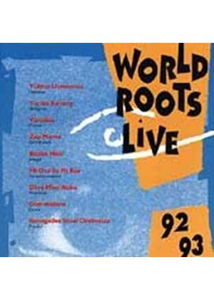 Various Artists - World Roots Live 1992-1993