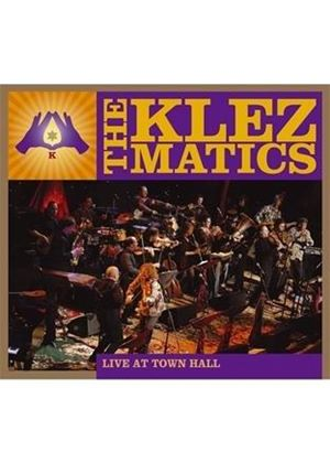Klezmatics (The) - Live at Town Hall (Live Recording) (Music CD)