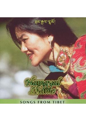 Namgyal Lhamo - Songs From Tibet
