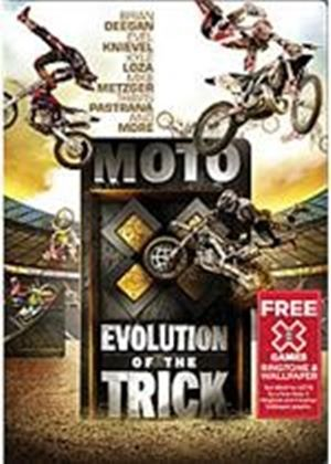 Moto X Evolution Of Trick