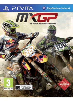MXGP - The Official Motocross Videogame (Vita)