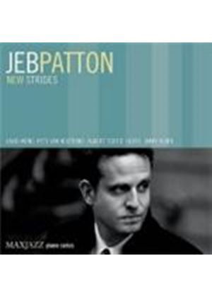 Jeb Patton - New Strides (Music CD)