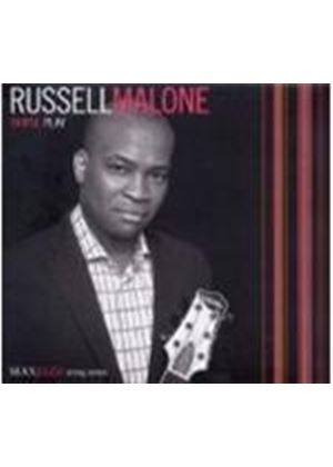 Russell Malone - Triple Play (Music CD)
