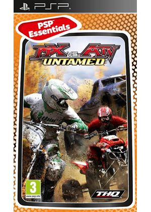 MX Vs ATV: Untamed - Essentials (PSP)