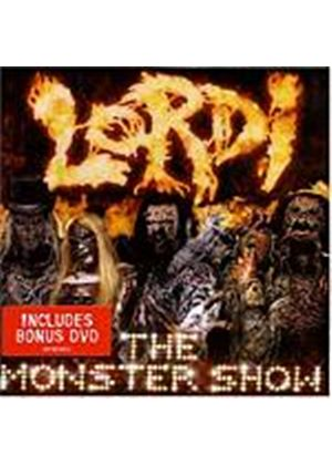 Lordi - The Monster Show [CD And DVD] (Music CD)