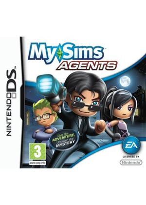 MySims Agents (Nintendo DS)
