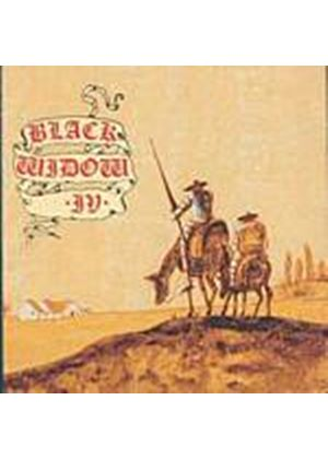 Black Widow - Black Widow IV (Music CD)