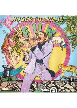 Roger Chapman - Hyenas Only Laugh for Fun (Music CD)