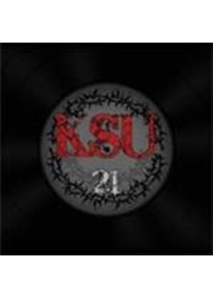 KSU - 21 [Digipak] (Music CD)