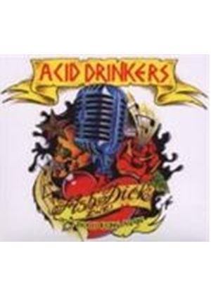 Acid Drinkers - Dick Is Rising Again, The (Music CD)