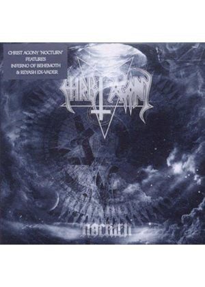 Christ Agony - Nocturn (Music CD)