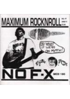 Nofx - Maximum Rock N Roll (Music Cd)