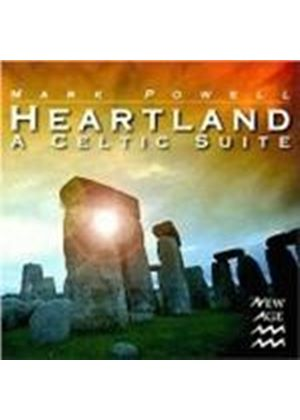 Mark Powell - Heartland A Celtic Suite (Music CD)