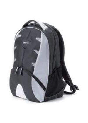 Dicota BacPac Element Notebook Backpack (Black) for 15 inch - 16.4 inch Notebooks